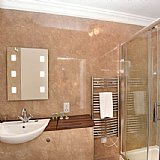 Room 2 - ensuite shower