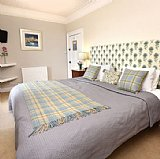 Room 2 - super kingsize bed